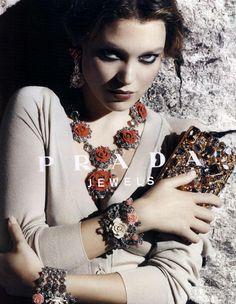 Prada Jewels #Ad Campaign 2011