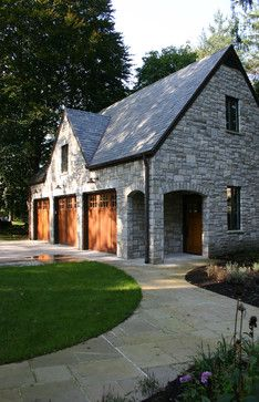 What is the exact color is the stone? - Houzz  Stone is a blend of limestones from the Northwest Ohio/Indiana area. Natural grey and light buff colors