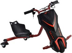 Umit Drift Trike 360 Cuadro Regulable Patinete Eléctrico, Niños, Negro, M: Amazon.es: Deportes y aire libre Gym Equipment, Bike, Unisex, Sports, Kick Scooter, Electric Motor, Luxury Life, Picture Walls, Toys