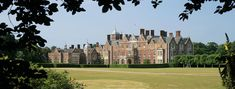 Sandringham Estate~gorgeous country estate of the Queen of England.