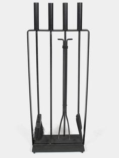 American-Made Amish Outdoor Fireplace Tools | Newcomb Fireplace ...