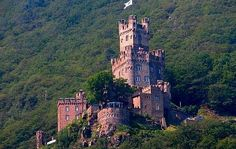 Sooneck Castle - Germany