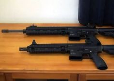 HK M27,Angry Gun MP7 Silencer & WE ACE VD