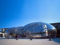 Booth Pavilion Design BMW @ IAA