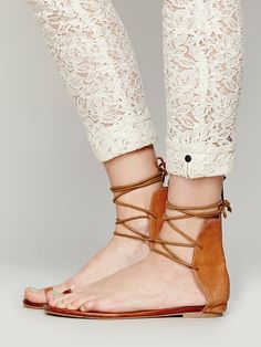 INUOVO Barachel Sandal at Free People Clothing Boutique