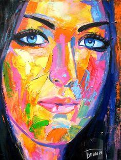 #portrait #art #abeliart  Artem Beliy