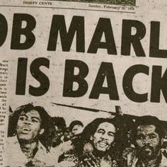 Bob Marley is Back