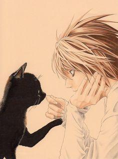Death Note デスノート, Death Note Funny, Death Note Light, Me Me Me Anime, Anime Love, Anime Guys, Otaku Anime, Manga Anime, Anime Art