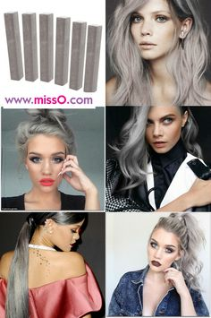 In this faster-than-we-can-keep-up age, the latest and hottest trends sometimes make your jaw drop in awe and sometimes makes you cringe – and sometimes make you want to adopt it like. Right. Now.  The latest trend is – Grey-like-Granny Hair!