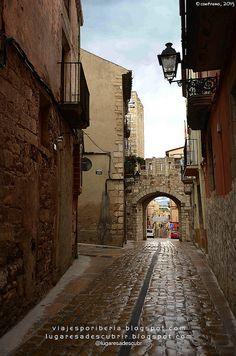 Montblanc (Tarragona, Cataluña) | por lugaresadescubrir