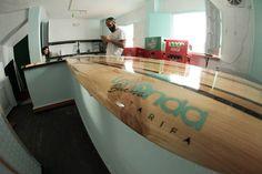 Mobiliario reciclado con palets, piezas de coche, bidones de aceite... - A.G new use - decoración con caracter, la buena vida, madera de pino
