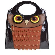 """3xHPKate Spade owl satchel bag Kate Spade New York Maximillian """"Maxwell Owl"""" satchel. Made of patent leather and suede. Size:13 3/10""""x14 3/5""""x4 7/10"""". Open top, inside zip pocket and 2 open pockets.NWT                                                                  Ask all questions before purchasing. No Trades! Discount for bundle! kate spade Bags Satchels"""