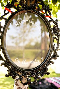 Theme:  This goes along with pretense which means seeing something not as it really is.  Blanche had a big problem with this she saw her self as still young rich and beautiful but this was only a cover up to hide what she really was.  That's why I chose a magic mirror because it shows you what you want to see not what the truth is.