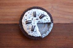 Miniature Cookies 'n Cream Pie by FatalPotato on Etsy https://www.etsy.com/listing/163347827/miniature-cookies-n-cream-pie