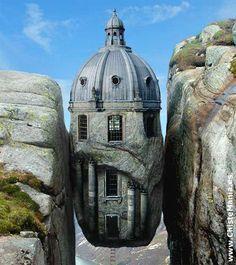 Las casas mas raras y geniales del mundo  Ubicacion: :shurg: