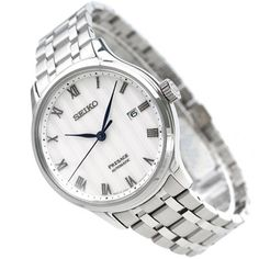 Stainless Steel Bracelet, Stainless Steel Case, Sport Watches, Watches For Men, Seiko Presage, Japan, Seiko Watches, Automatic Watch, Jdm