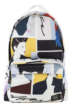 Joyrich X Patrick Nagel gallery backpack