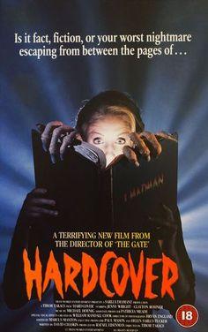 HARDCOVER (MEGA RARE VHS/PAL VIDEO TAPE, GREAT 80'S HORROR) | eBay