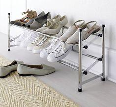 Get Sorted: 5 Functional Shoe Organizers