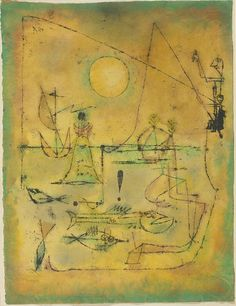 The Social Art of Paul Klee | Abstract Critical