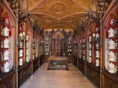 antica farmacia a Fabriano