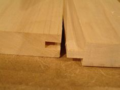 HOW TO CUT TONGUE-AND-GROOVE JOINTSTongue-and-groove joints are commonly made on a table saw. But with the right bits, the joints can be made on a router table.