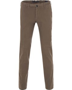 Flannel trousers dark brown Incotex Low Cost Sale Online 100% Original New Fashion Style Of nHDm9B