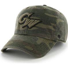 Product: George Washington University Operation Hat Trick Cap