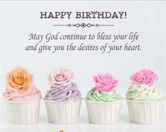 Best birthday wishes quotes for her mothers ideas Spiritual Birthday Wishes, Birthday Wishes For A Friend Messages, Birthday Msg, Christian Birthday Wishes, Best Birthday Wishes Quotes, Birthday Greeting Message, Happy Birthday Wishes For A Friend, Birthday Greetings For Facebook, Birthday Prayer