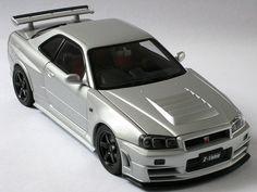 Skyline Gtr, Nissan Skyline, R34 Gtr, Car Photos, Car Car, Jdm, Cool Cars, Badass, Garage