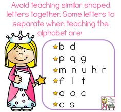 The Printable Princess: Learning Letters and Having Loads of Fun
