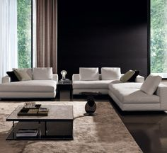 I just love Minotti!