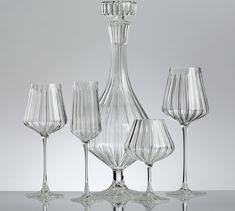 ADRIAN SISTEM - GABRIELA SERES Collection vin Elysée Carafe, Chair, Furniture, Collection, Home Decor, Wine, Drinkware, Decoration Home, Room Decor