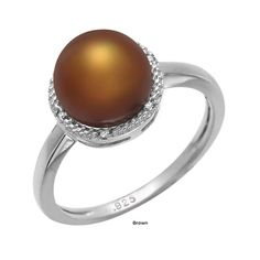 Check out this Pearl Ring with an MSRP of $60.00, but available for $25.00 only @ nomorerack.com