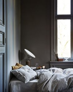 Grey tones • bedroom