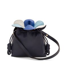 Loewe Bags - FLAMENCO SMALL PETAL BAG Navy Blue/multicolor Discover Loewe Bags products, like our FLAMENCO SMALL PETAL BAG navy blue/multicolor. Enter now.
