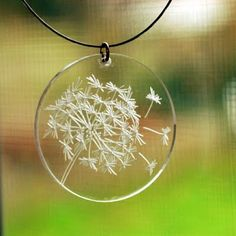 Another Dandelion Necklace#Repin By:Pinterest++ for iPad#