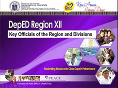 1 Regions Of The Philippines, Division, Public, Peace, Education, School, Schools, Learning, Sobriety