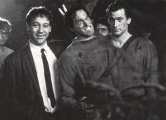 Sam Raimi and Bruce Campbell