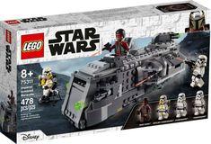 Lego Star Wars, Star Wars Toys, Old Lego Sets, Figurine Lego, Construction Lego, Lego Building Sets, Lego Clones, Good Birthday Presents, Asia