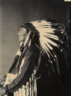 Portrait of Chief Joseph.  Part of Shahaptian and Nez-Perce tribes.  1903.