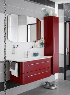 Salle de bain Allure, Lapeyre - Décoration salle de bain : deco ...