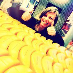 Banana's! The concept of healthy entrepeneurship.