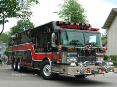 2007 CustomFIRE Rescue-Pumper | Fire Department of Mount Horeb (WI)