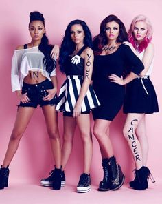 LITTLE MIX . girl group, from left, Leigh Anne Pinnock, Jade Thirlwall, Jesy Nelson and Perrie Edwards. Caroline Flack, Jesy Nelson, Perrie Edwards, Little Mix Outfits, Little Mix Style, Little Mix Fashion, Spice Girls, Little Mix Photoshoot, Bff