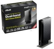 Asus Wireless N900 Gigabit Modem Router, Retail Box, 2 year Limited Warranty | Product Description
