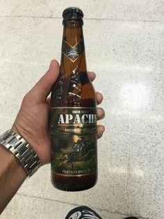 Cerveja Apache {Pale Ale}