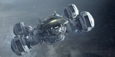 a better look at the #Prometheus ship