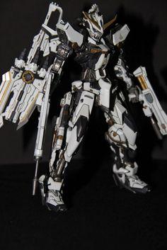 GUNDAM GUY: 1/100 Gundam Astray Lionheart - Custom Build