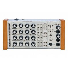 Pittsburgh Modular - Cell[48] System1 front